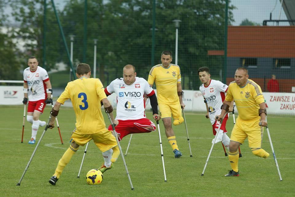 AMP Futbol w Lublinie