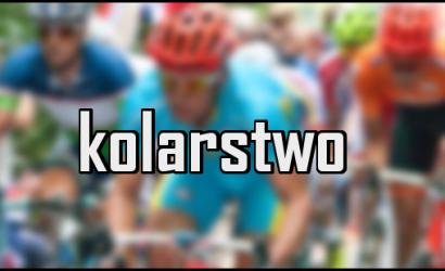 Holenderski kolarz pierwszy na mecie Wyścigu Solidarności