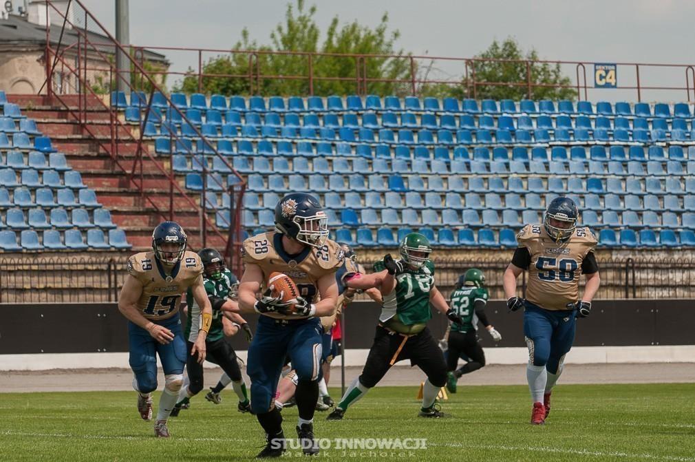 Tytani Lublin – Kraków Kings 0:26 (Fotorelacja)
