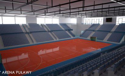 """Projekt """"Azoty Arena"""" zaprezentowany"""
