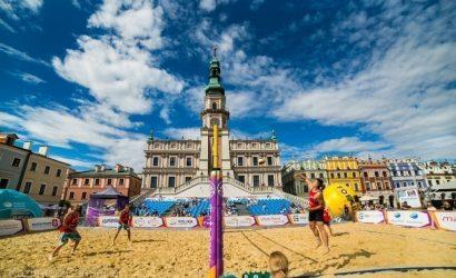 Plaża Open w Zamościu (Fotorelacja)