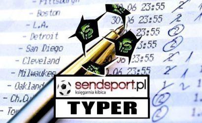 Sendsport Typer – 1. kolejka