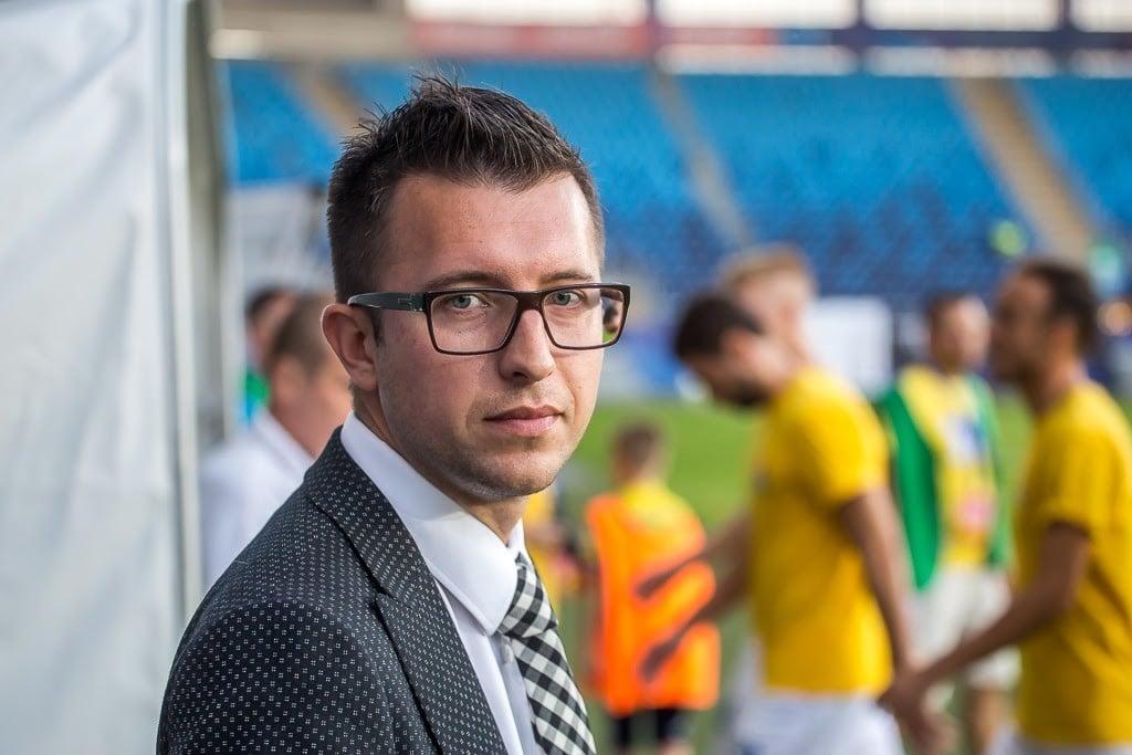 Leszek Bartnicki pozostaje na stanowisku prezesa Motoru Lublin!