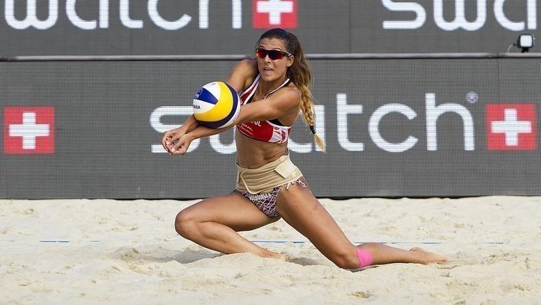 Kinga Wojtasik ze srebrnym medalem Plażowych Mistrzostw Europy!