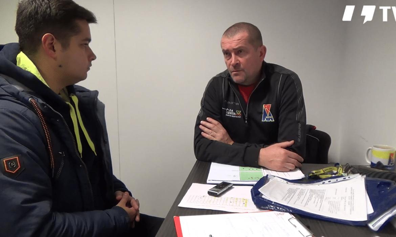 Marcin Sasal: Transfery są nieuniknione (Wideo)