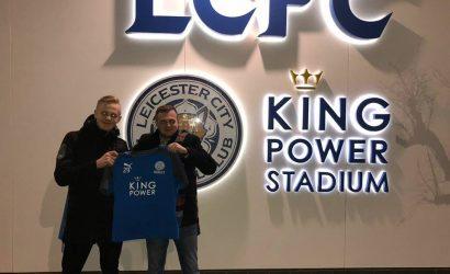 Młody bramkarz BKS-u Lublin przebywał na testach w Leicester City!