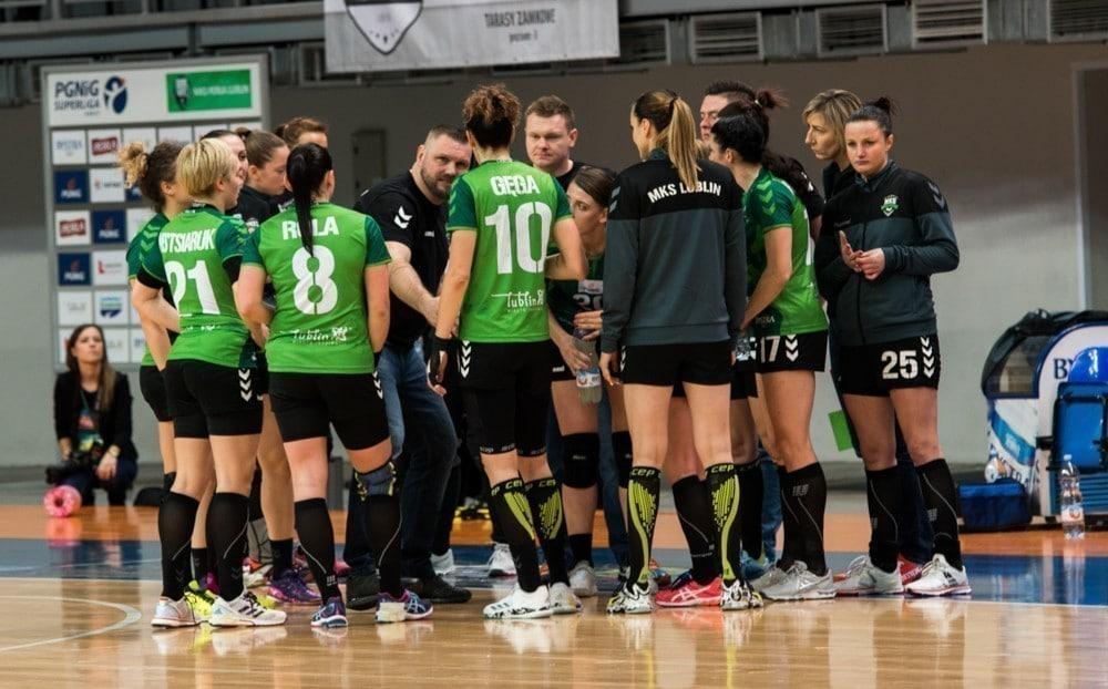 Sezon pełen wyzwań czeka szczypiornistki MKS-u Perła Lublin