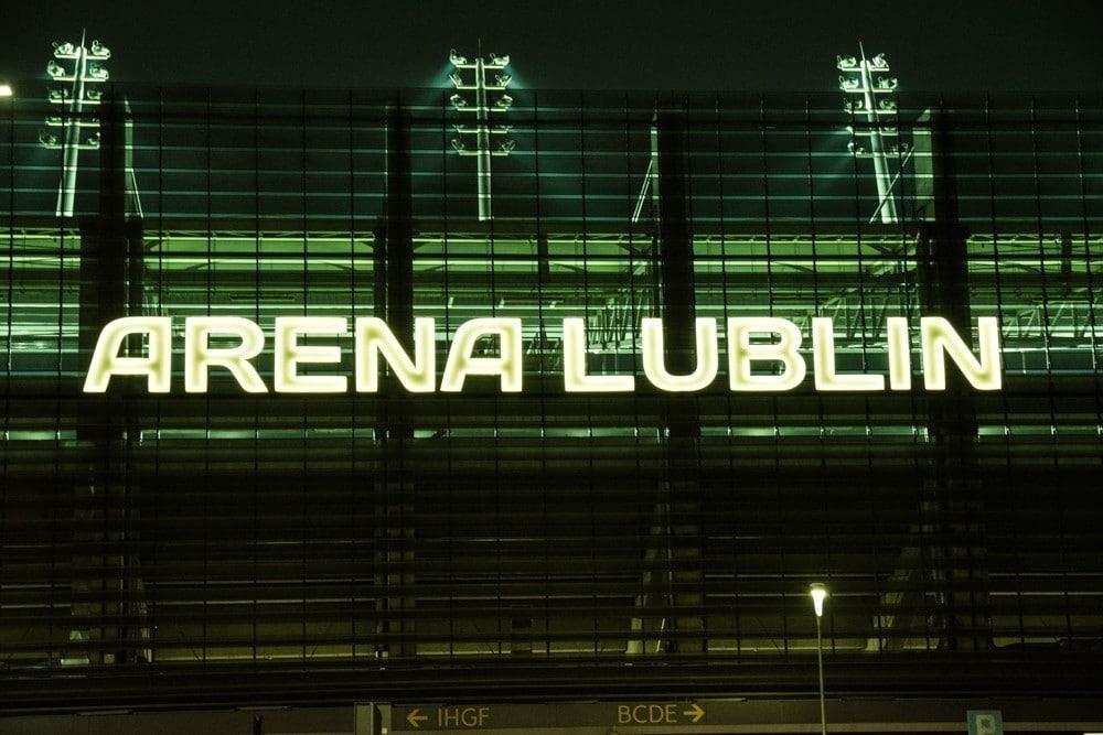 Mecz eliminacji młodzieżowych mistrzostw Europy na Arenie Lublin!