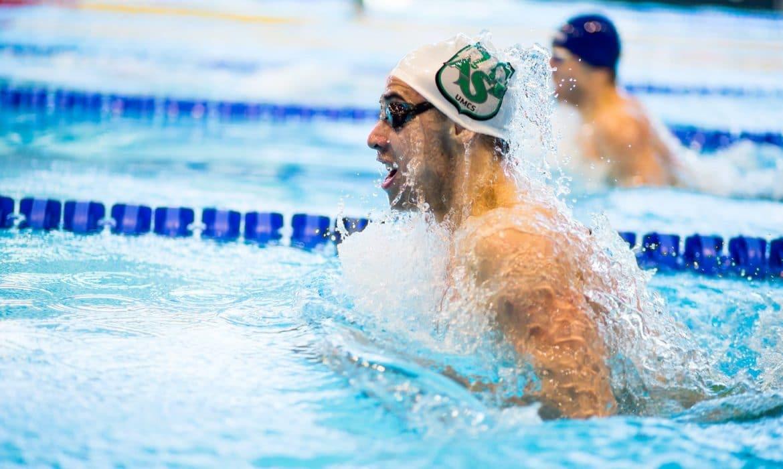Pływacy z województwa lubelskiego pokazali się z dobrej strony na Arena Grand Prix