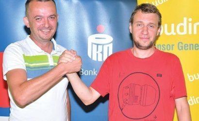 Tomasz Pawluk: Chcemy okrzepnąć, a za rok zaatakujemy ekstraklasę! (Wywiad)
