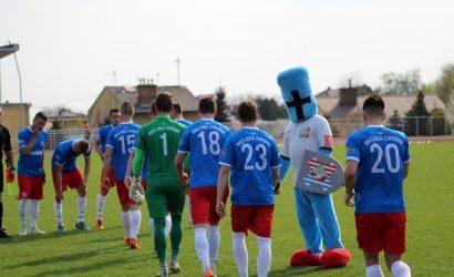 Pokaźna lekcja futbolu dla piłkarzy Avii