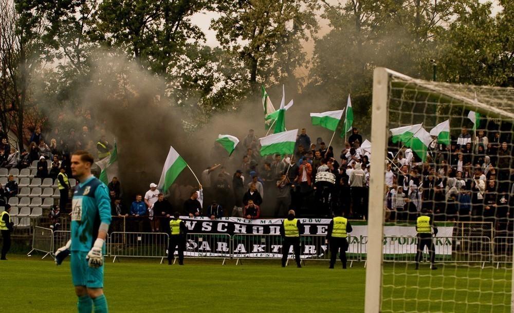 Wisła Sandomierz – Podlasie Biała Podlaska 0:1 (Skrót meczu + wypowiedzi pomeczowe)