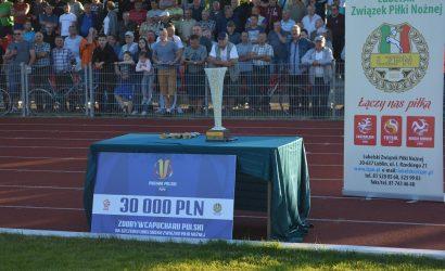 Hetman Żółkiewka i Stal Kraśnik wycofały się z Pucharu Polski