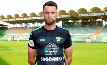 Tomasz Midzierski po raz trzeci w Górniku Łęczna
