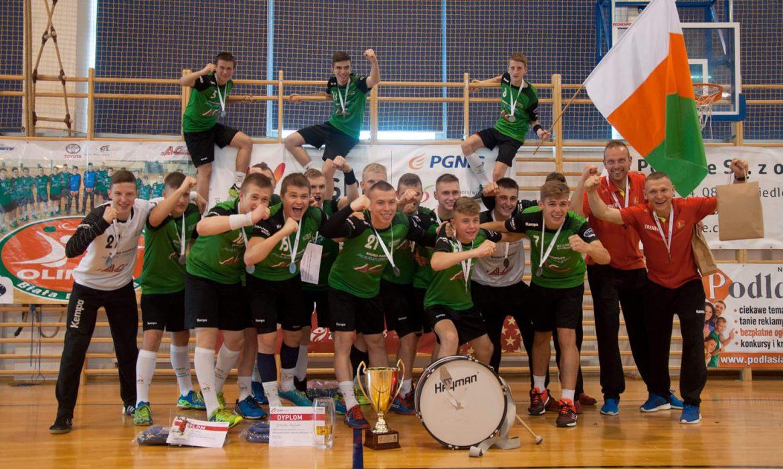 Szczypiorniści UKS-u Olimpia z awansem do najlepszej ósemki Mistrzostw Polski Juniorów!