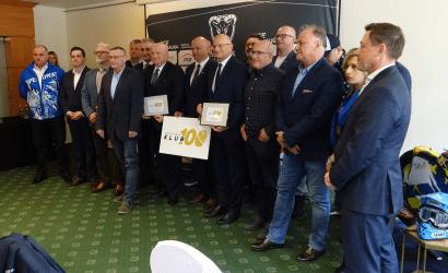 """""""Klub 100"""" wsparciem dla Speed Car Motor Lublin"""