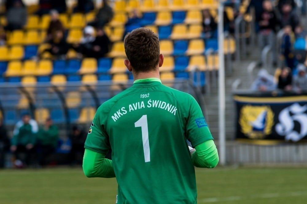 Po trudnym meczu Avia zremisowała z Wiślanami Jaśkowice