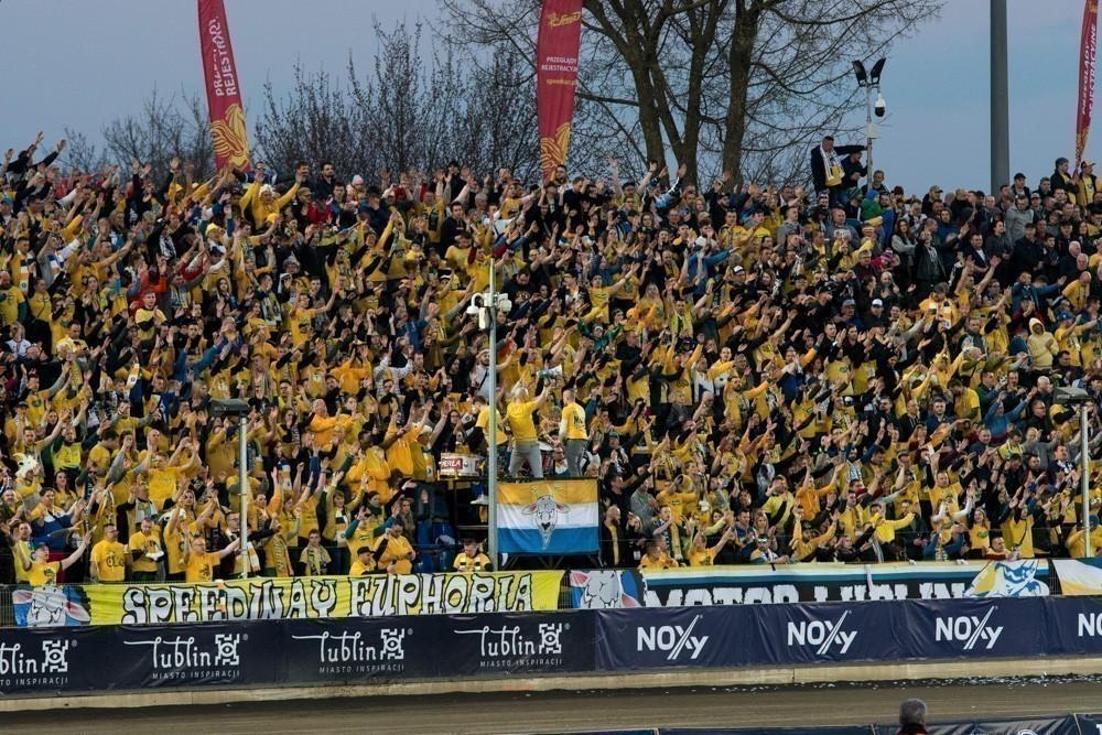 Składy awizowane na mecz pomiędzy Betard Sparta Wrocław a Speed Car Motor Lublin