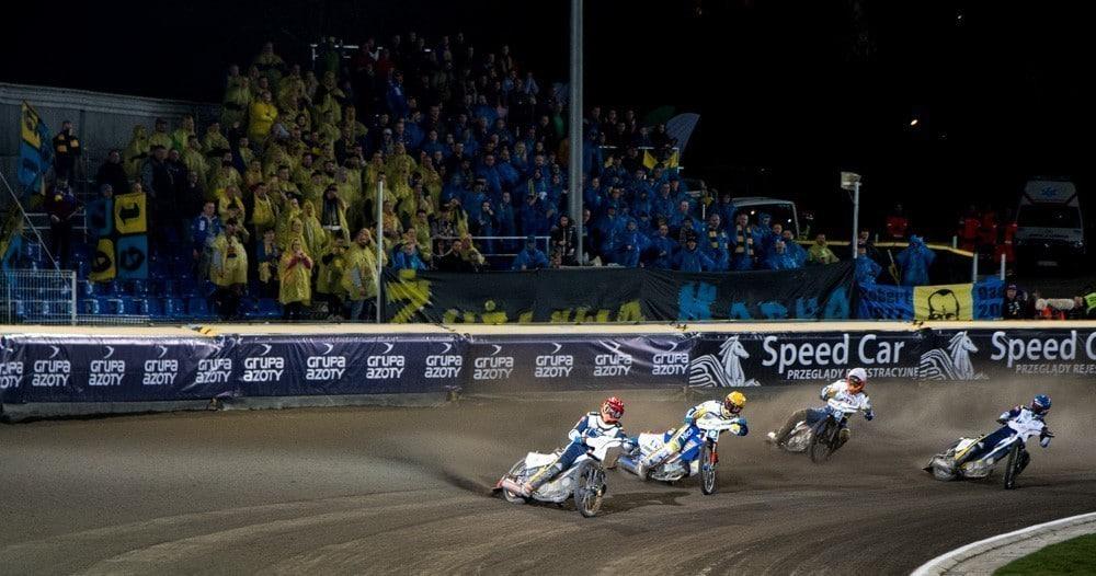 Składy awizowane na mecz pomiędzy Speed Car Motor Lublin a Betard Sparta Wrocław