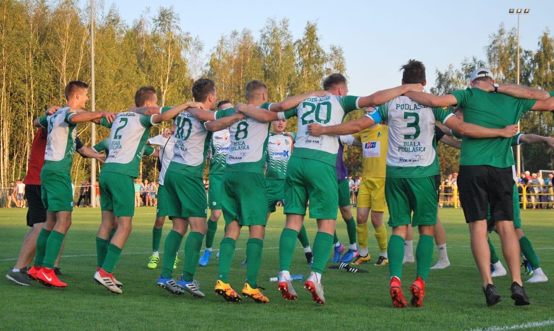 Podlasie Biała Podlaska pokonało Bizona Jeleniec i zameldowało się w finale Pucharu Polski BOZPN