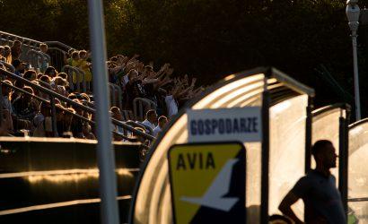 Wejście smoka Mateusza Ozimka zapewniło Avii zwycięstwo z Podhalem