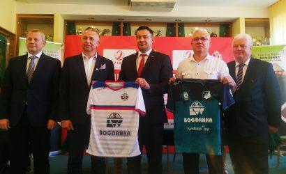 Kolejne kluby z województwa lubelskiego nawiązały współpracę. Lubelski Węgiel Bogdanka sponsorem Chełmianki i BKS-u