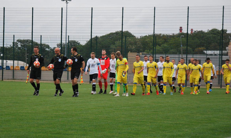 Avia pokonała Podlasie po meczu pełnym bramek