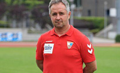 Jacek Magnuszewski nie jest już trenerem Wisły Puławy