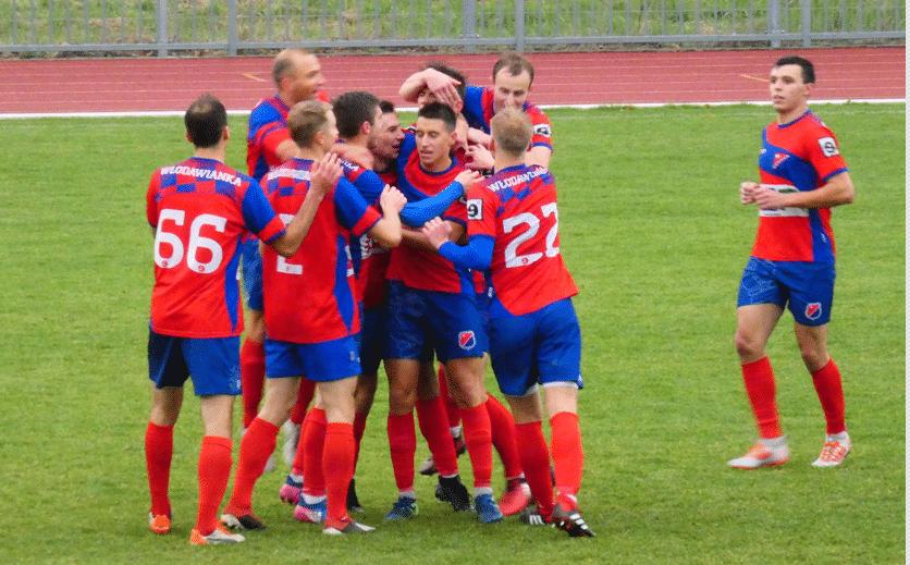 Podsumowanie rundy jesiennej sezonu 2020/2021 w wykonaniu Włodawianki Włodawa