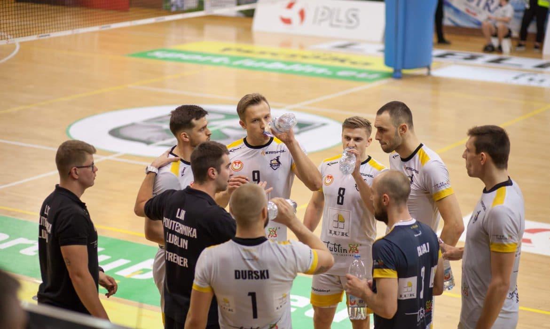 Czas na rewanż – zapowiedź 14. kolejki KRISPOL 1. Ligi z udziałem LUK Politechnika Lublin