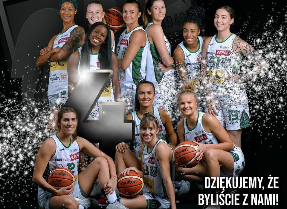 Koniec sezonu Energa Basket Ligi Kobiet!
