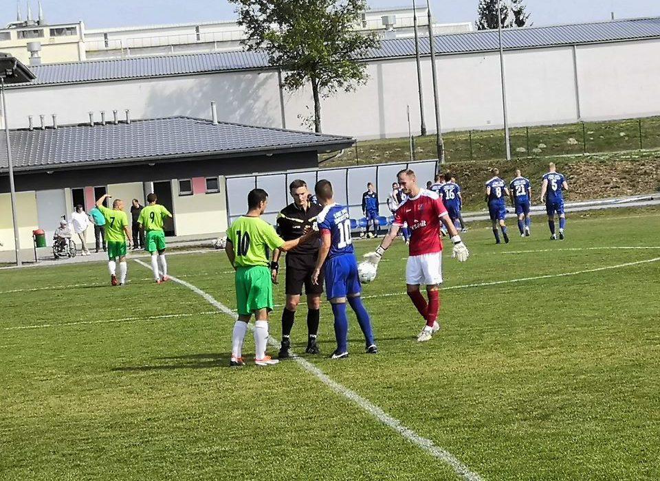 Z obozu beniaminka IV ligi lubelskiej: Start Krasnystaw