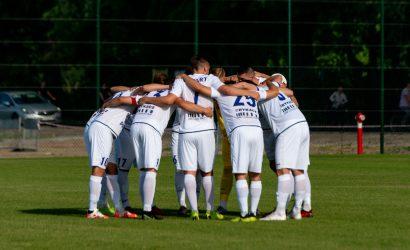 Lewart bez straty punktów i bramek w meczu z Podlasiem