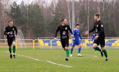 Budujące zwycięstwo Podlasia na zakończenie rundy jesiennej