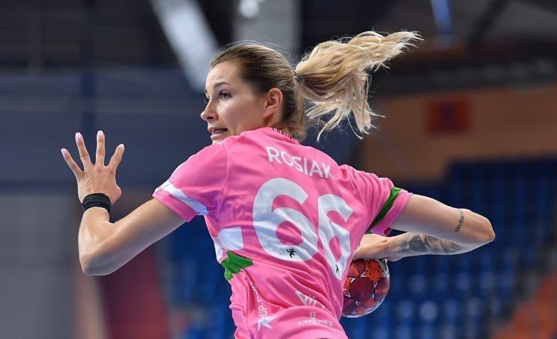 Aleksandra Rosiak opuści ekipę mistrzyń Polski po zakończeniu obecnego sezonu