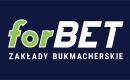forBET bonus na start – 2220 zł + 14% do wygranych