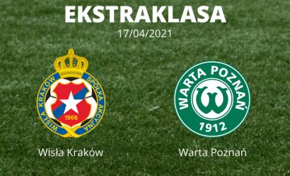 Wisła Kraków – Warta Poznań typy i kursy