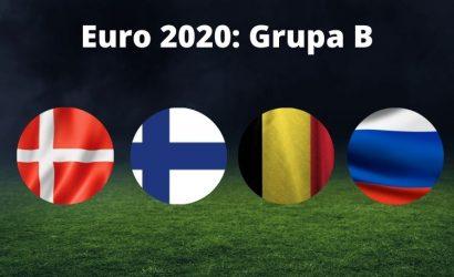 Euro 2021 typy Grupa B