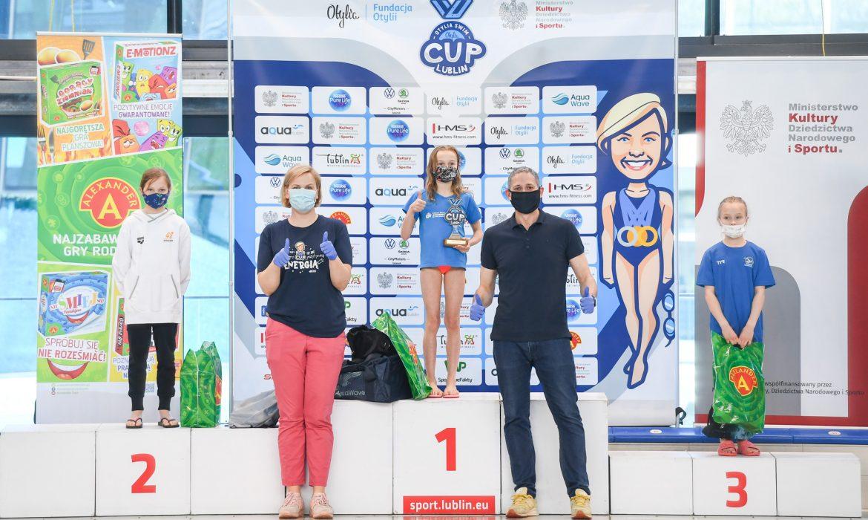 Za nami pierwszy Otylia Swim Cup
