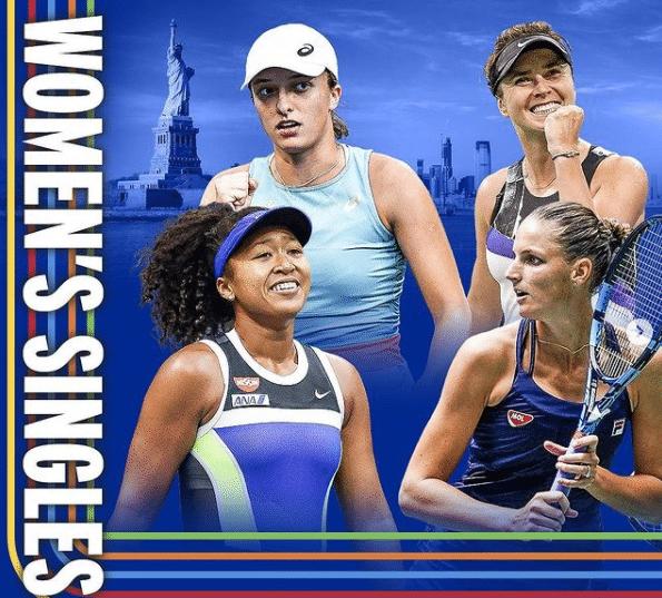 US Open kobiety