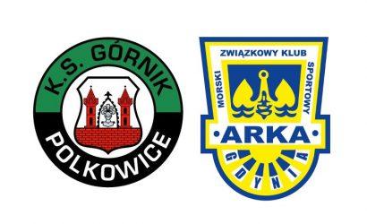 Górnik Polkowice - Arka Gdynia typy