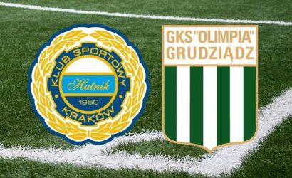 Hutnik Kraków – Olimpia Grudziądz typy i składy – 4 sierpnia 2021