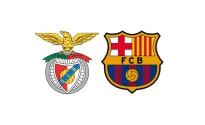 Benfica - Barcelona typy
