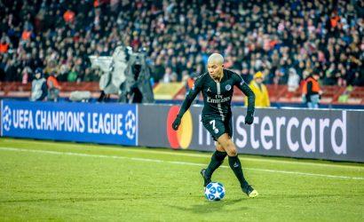 PSG następca Mbappe