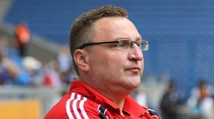 Czesław Michniewicz Legia